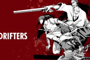 Drifters, Anime
