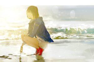 anime, Fan art