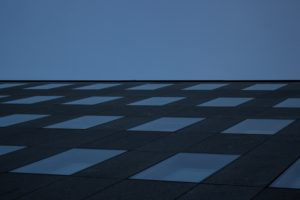 simple, Blue, Window, Surreal, Architecture, Modern