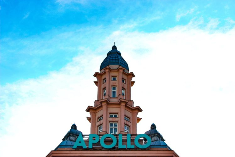 building, Architecture, Vienna, Blue, Apollo, Rooftops HD Wallpaper Desktop Background