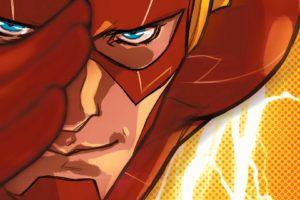 Flash, Comic books