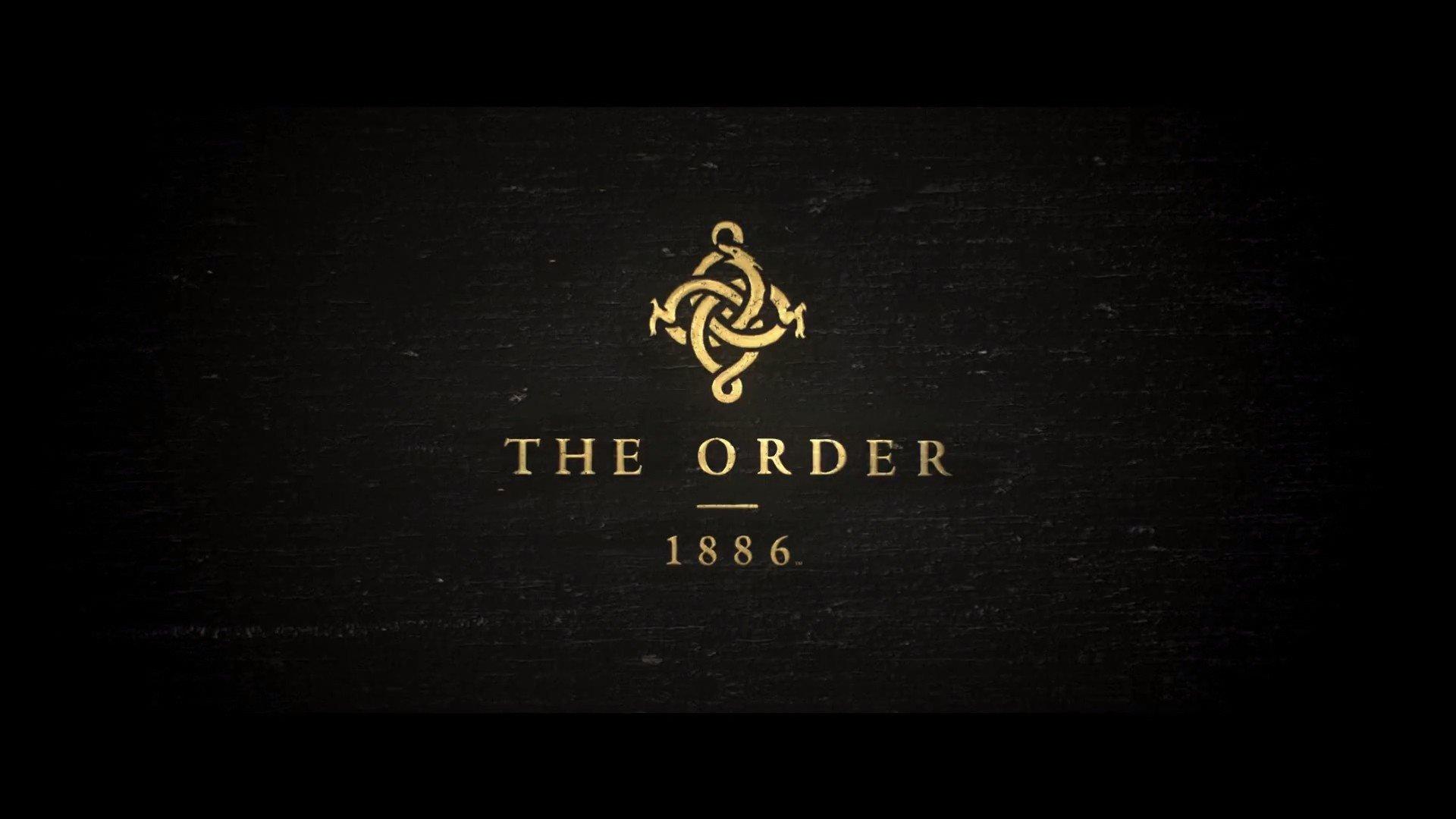 The Order: 1886, Logo Wallpaper