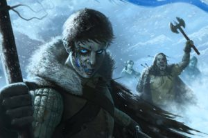 war, Fan art, A Song of Ice and Fire