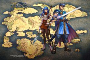 anime fantasy, War, Fire Emblem