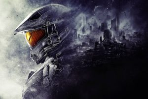 video game characters, Halo