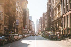 street, Street view, Cityscape, City