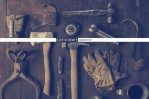 workshops, Work bench, Tools, Hammer, Purple, Work