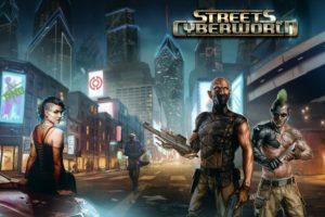 streetsofcyberworld, Cyberpunk