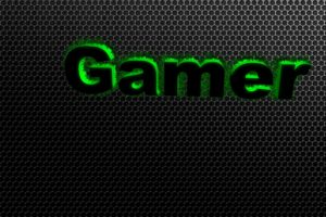 gamers, Gamer
