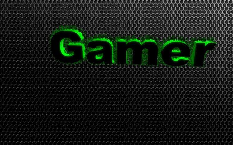 gamers, Gamer HD Wallpaper Desktop Background