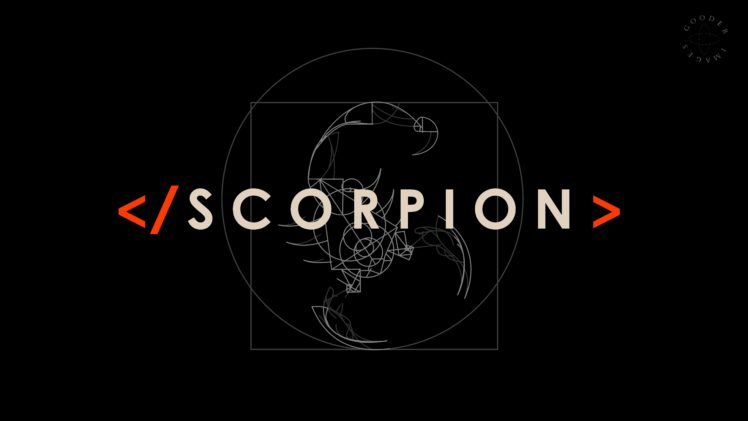 Scorpion Tv Show Code Stupid Tv Shows Hd Wallpapers Desktop