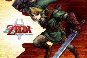 The Legend of Zelda, Nintendo, The Legend of Zelda: Twilight Princess
