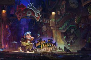 Hearthstone: Heroes of Warcraft, Mean Streets Gadgetzan