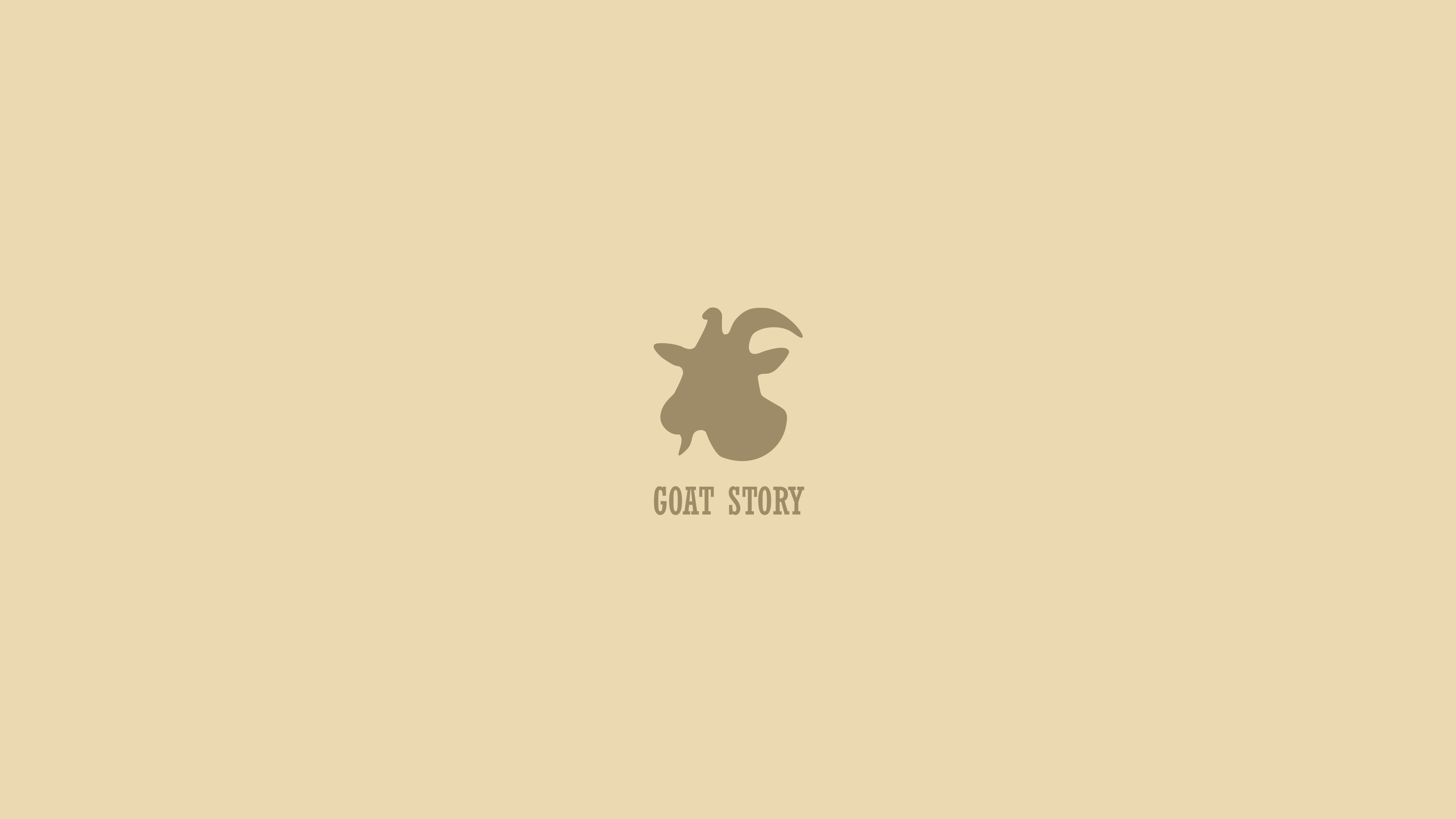 goats, Logo, Mugs, Goat Story, Minimalism, Simple Wallpaper