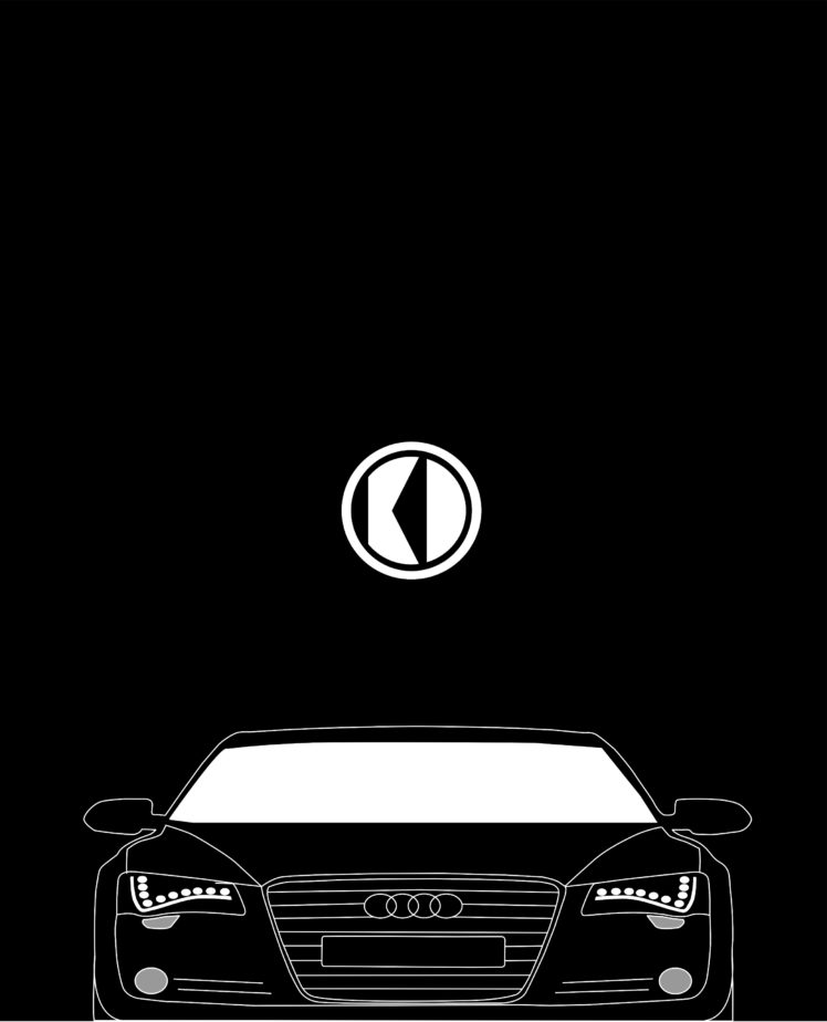 Audi R18 E Tron Quattro Minimalism Hd Wallpapers Desktop