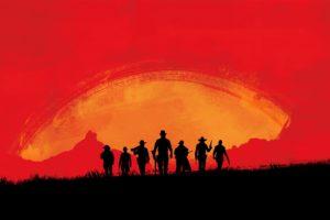 cowboys, Red Dead Redemption 2, Rockstar Games, Video games, Western