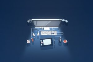 computer, Artwork, Modern