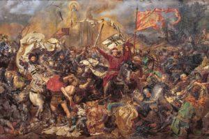 Zalgiris, Battlefields, Battle of Grunwald, Classic art, Jan Matejko, Grunwald, Dokopać Szwabom, 1410, Poland