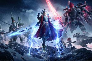 gamers, Warhammer 40, 000: Dawn of War II   Chaos Rising, Eldar
