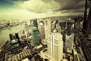 cityscape, Skyscraper, Lujiazui, China