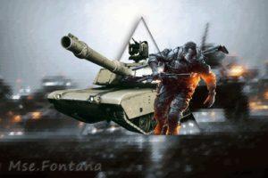 Battlefield, Battlefield 4, Tank