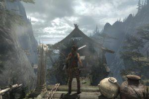Lara Croft, Tomb Raider, 2013