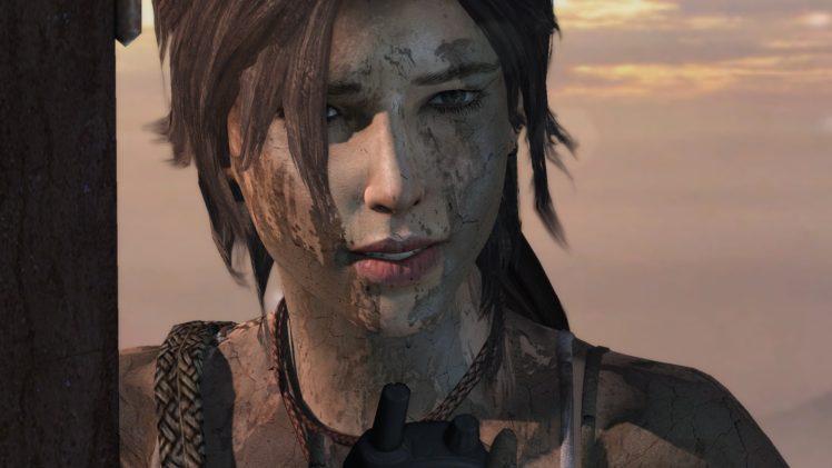 Lara Croft Tomb Raider 2013 Hd Wallpapers Desktop And
