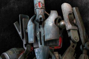 robot, Video games, Iron Kill