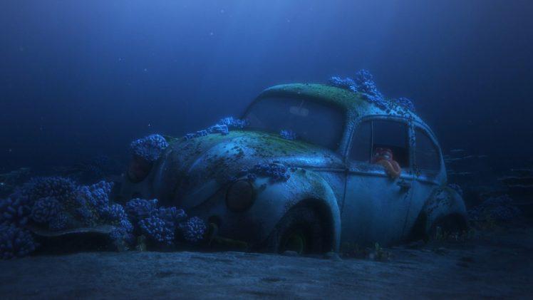 Walt Disney Animation Studios Wallpaper Finding Dory, P...