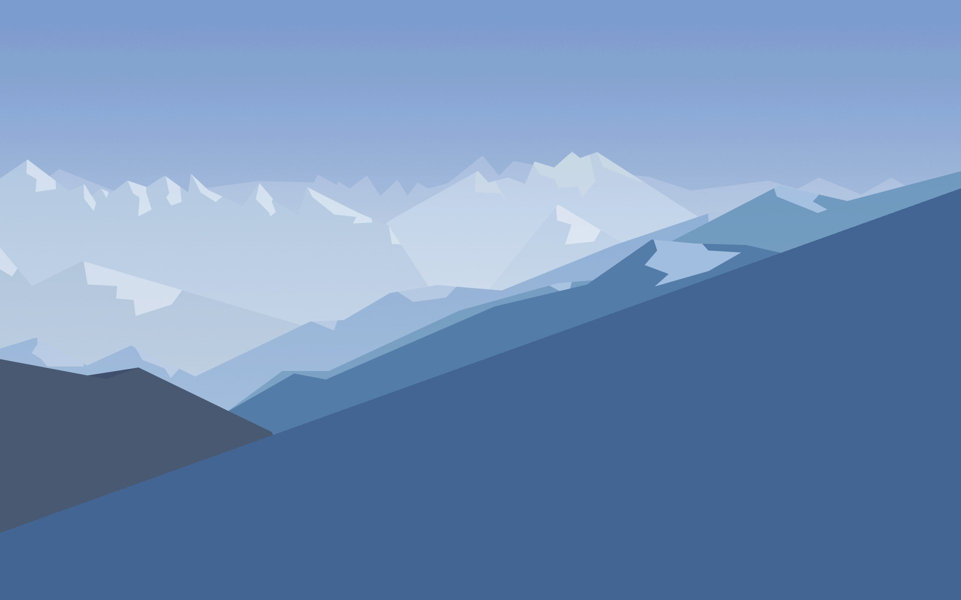 Minimalism, Vector Art HD Wallpapers / Desktop And Mobile
