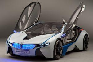 car, BMW, BMW i8