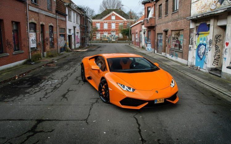 Car Lamborghini Lamborghini Huracan Hd Wallpapers