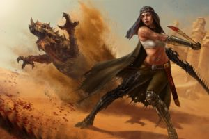 women, Warrior, Witchblade, Fantasy art