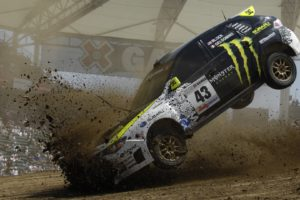 Ken Block, Rally, Dirt, Car, Subaru