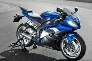 Yamaha YZF R6, Motorcycle