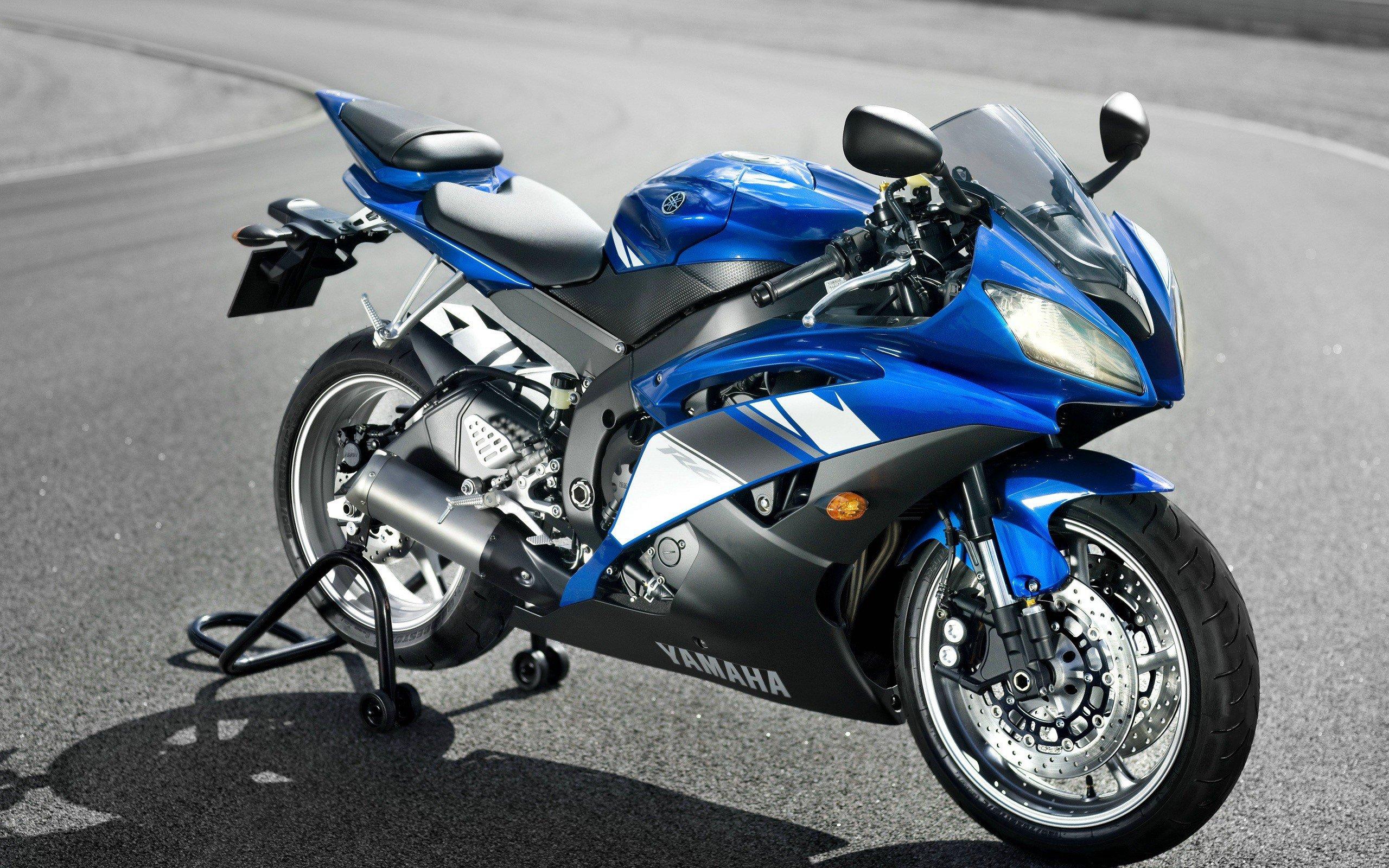 Yamaha YZF R6, Motorcycle Wallpaper