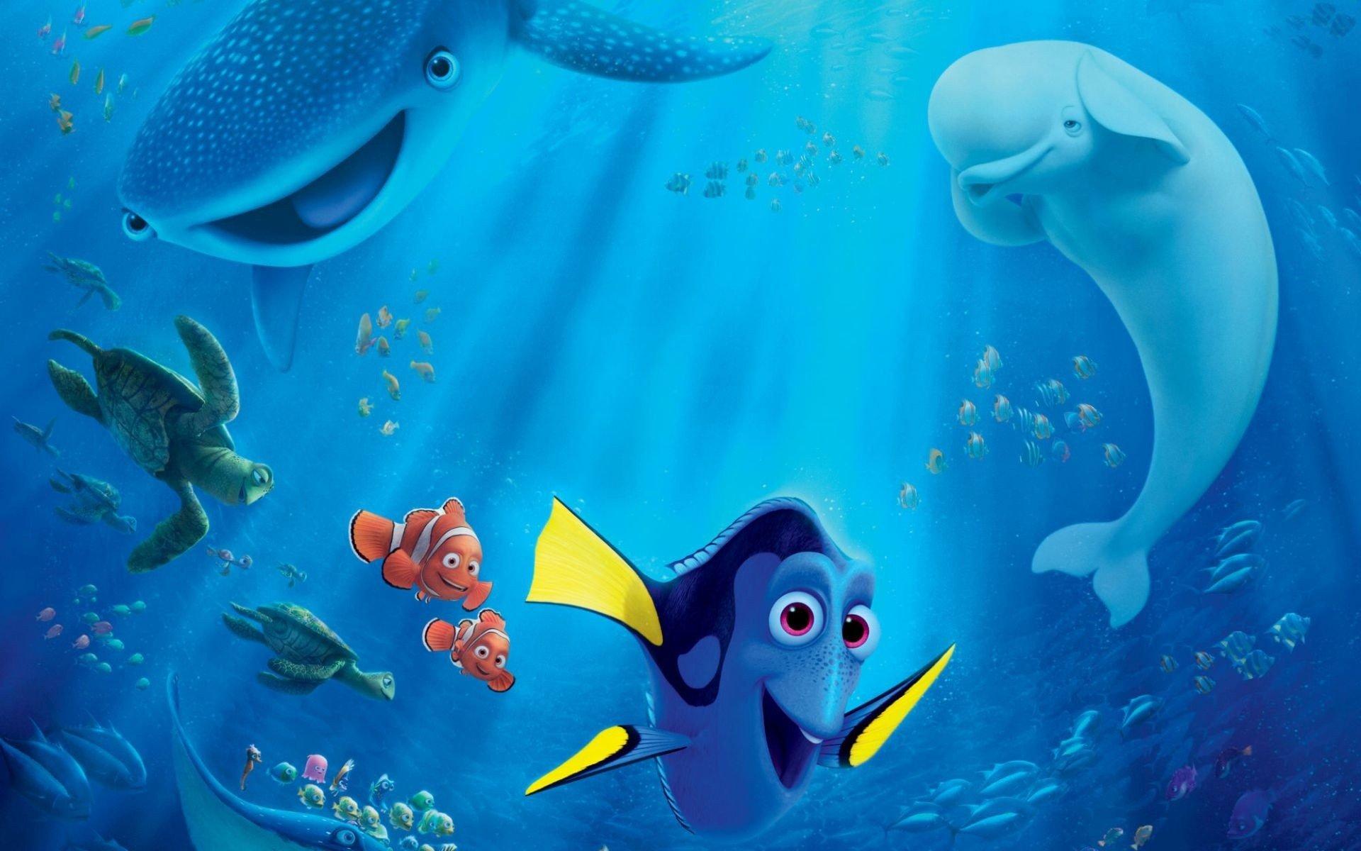 Finding Dory Pixar Animation Studios Disney Pixar