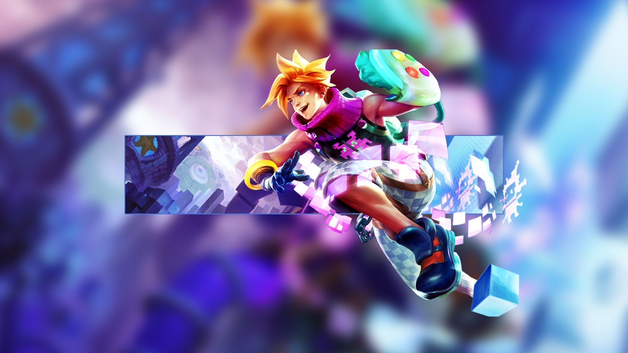 Ezreal Arcade League Of Legends Adc Marksman Hd Wallpapers