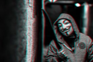 V for Vendetta, Anonymous