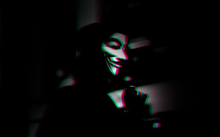 Anonymous V For Vendetta Hd Wallpapers Desktop And Mobile