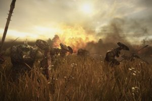 orcs, Total War: Warhammer, Orc, Explosion