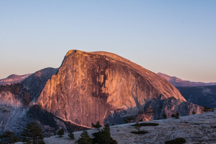 mountains, Sky, Nature HD Wallpaper Desktop Background