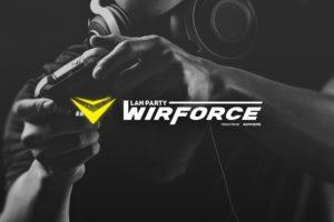 WirForce, Gamer, Taiwan, 4Gamers, Lan party