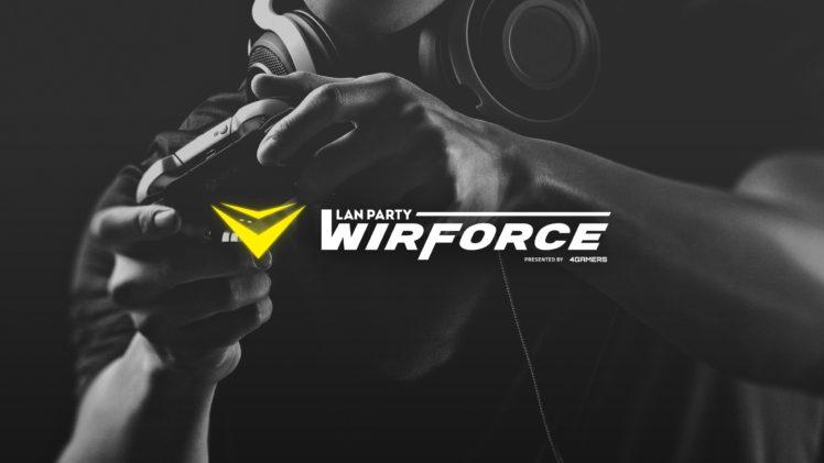 WirForce, Gamer, Taiwan, 4Gamers, Lan party HD Wallpaper Desktop Background
