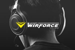 gamers, WirForce, 4Gamers, Taiwan, Lan party