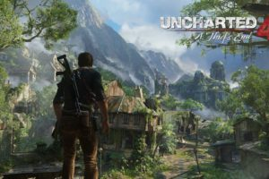 Uncharted 4: A Thief&039;s End, PlayStation 4