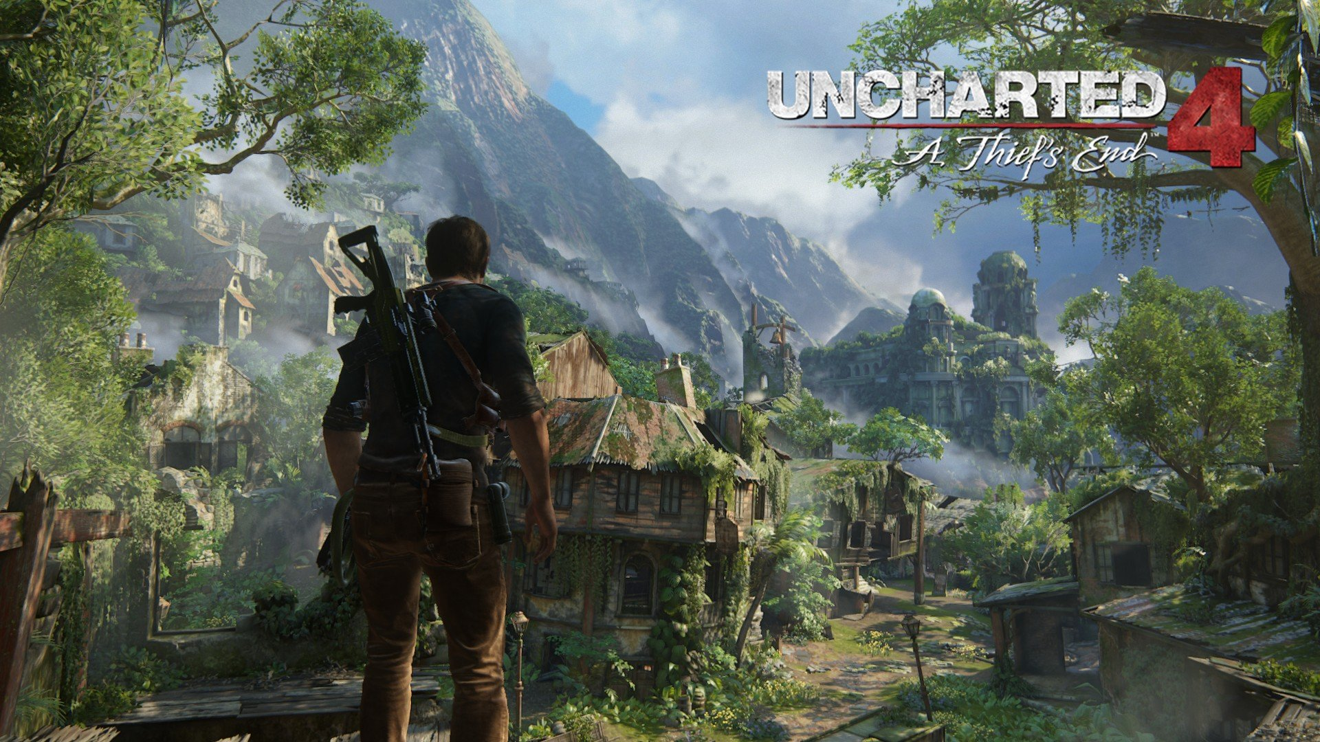 Uncharted 4 A Thief 039 S End Playstation 4 Hd Wallpapers Desktop And Mobile Images Photos