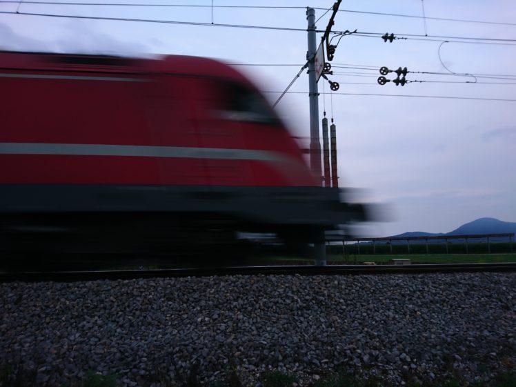 train, Stones, Rock, Railway HD Wallpaper Desktop Background