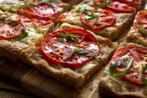 pizza, Food, Tomatoes