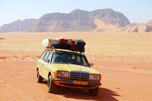 desert, Mercedes Benz